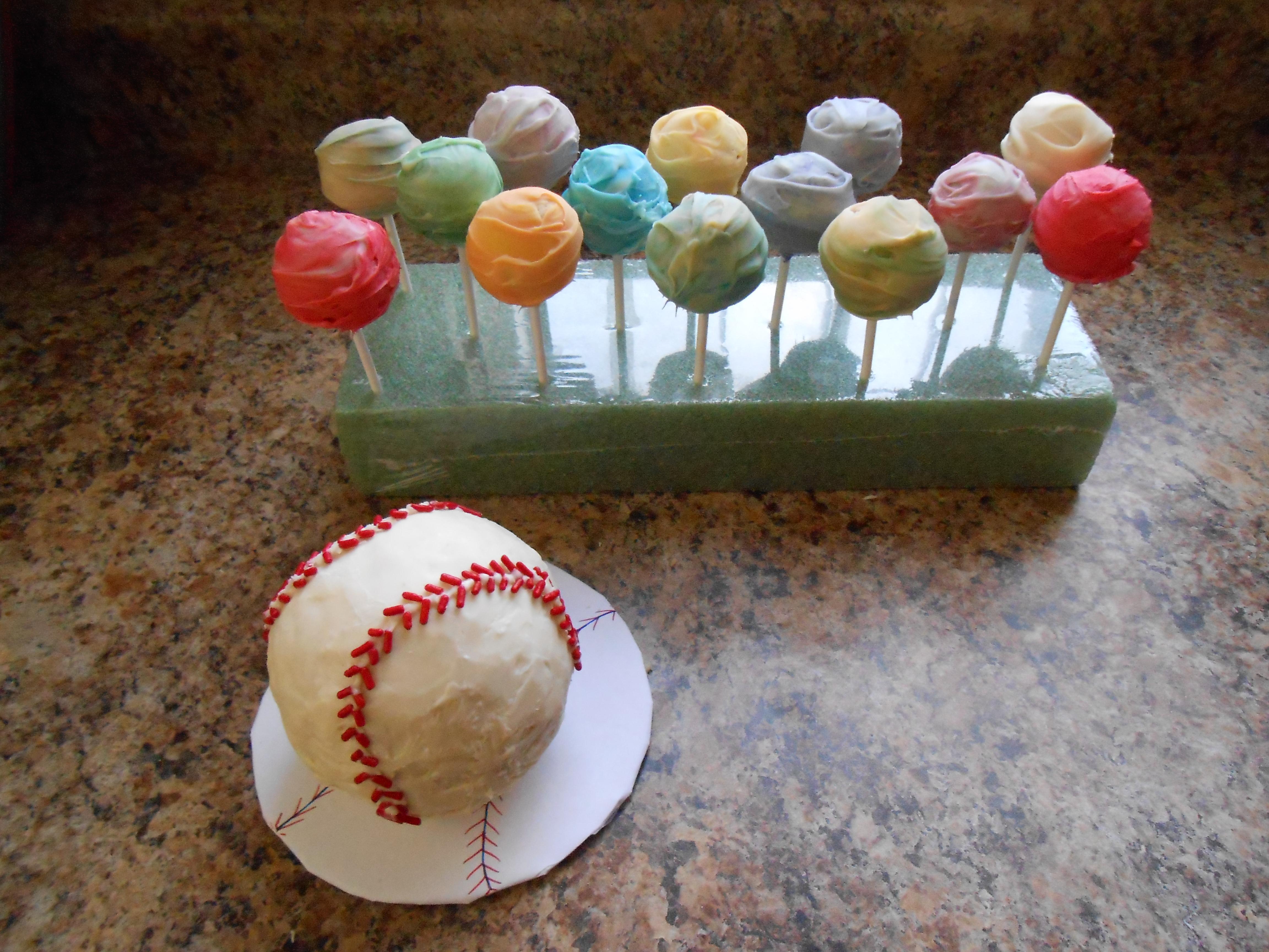 how to make homemade cake pops